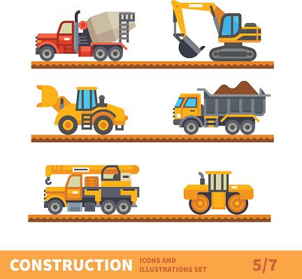 Transport  for construction