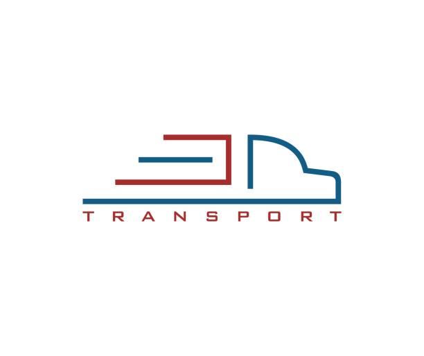 Transport icon vector art illustration