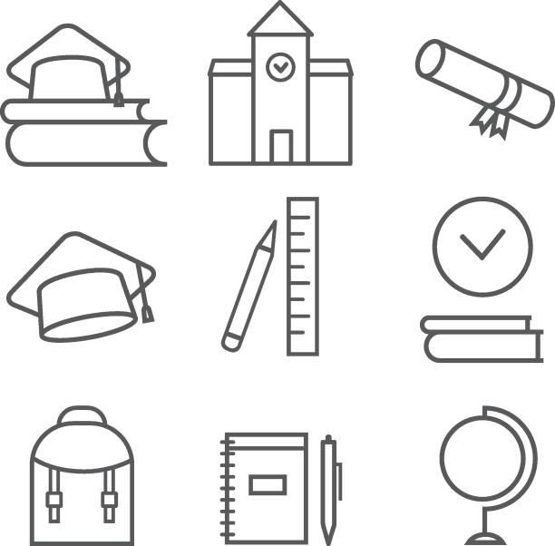 transport_icon - stiftehalter stock-grafiken, -clipart, -cartoons und -symbole