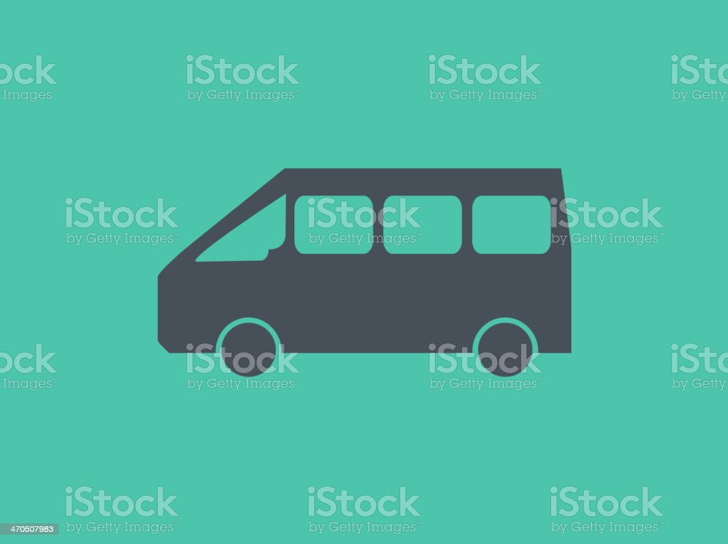 Transportation Flat Icon royalty-free transportation flat icon stock vector art & more images of car