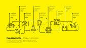 istock Transportation Infographic Design 1162326672
