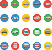 Transports Vector Icons 1