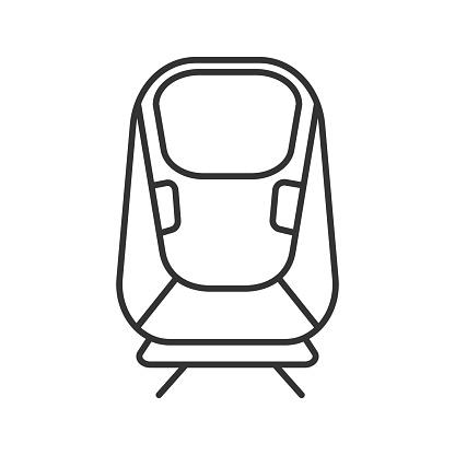 Transrapid Icon Stock Illustration - Download Image Now