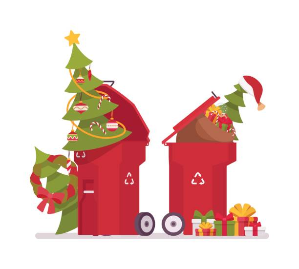 Best Truck With Christmas Tree Illustrations, Royalty-Free