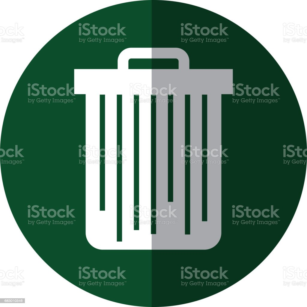 Trash can isolated royalty-free trash can isolated stock vector art & more images of canine