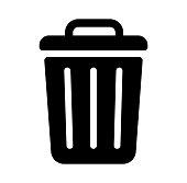 istock trash can,garbage can,rubbish bin icon 928418914
