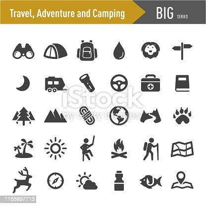 Travel, Adventure, Camping,