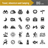 Travel, Adventure, Camping,
