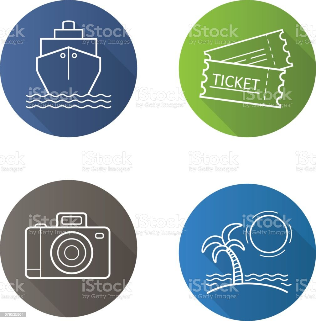 Travel and tourism icons royalty-free travel and tourism icons stock vector art & more images of airplane ticket