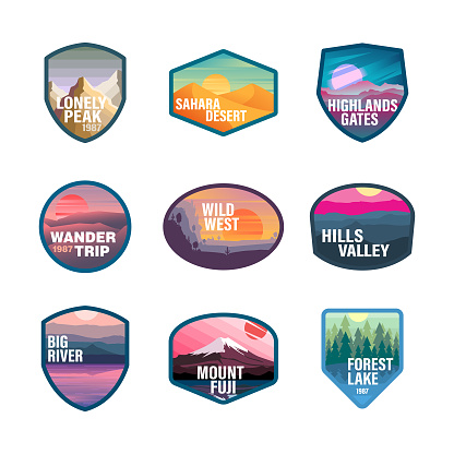 Travel and Tourism Logos