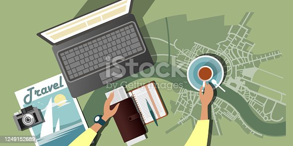 istock Travel and Work 1249152689