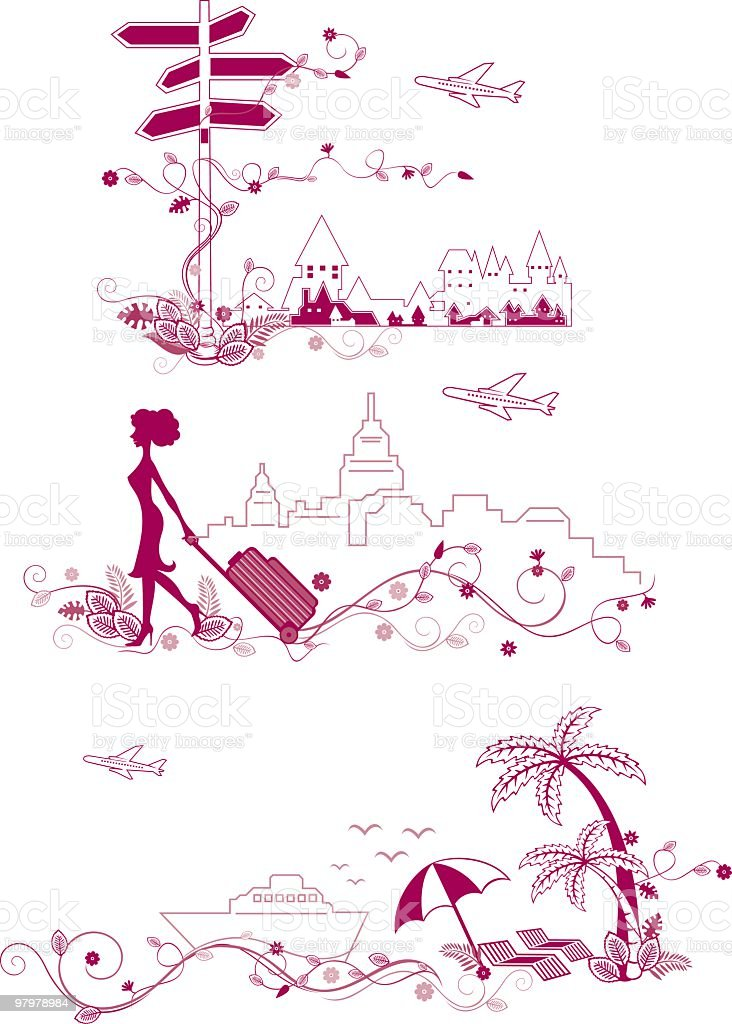 travel background royalty-free travel background stock vector art & more images of adult