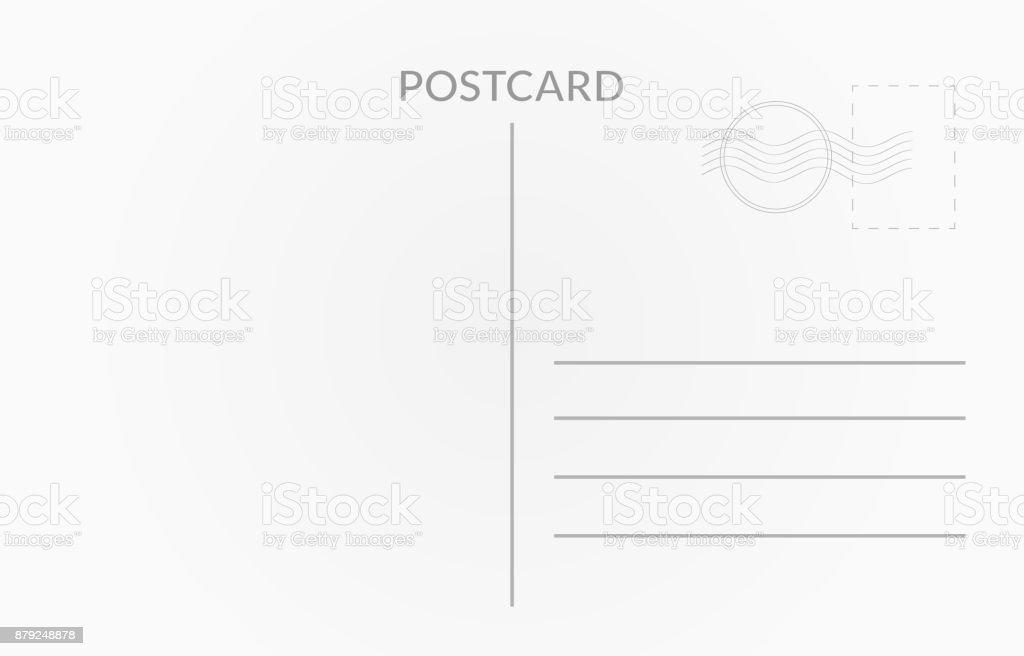 Travel card design.