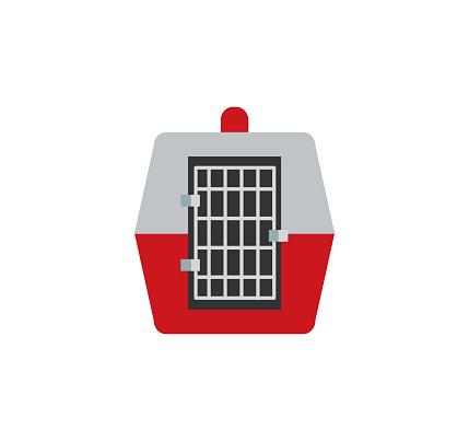 Travel Carrier Transportation Vector Illustration