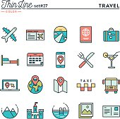 Travel, flight, accommodation, destination booking and more