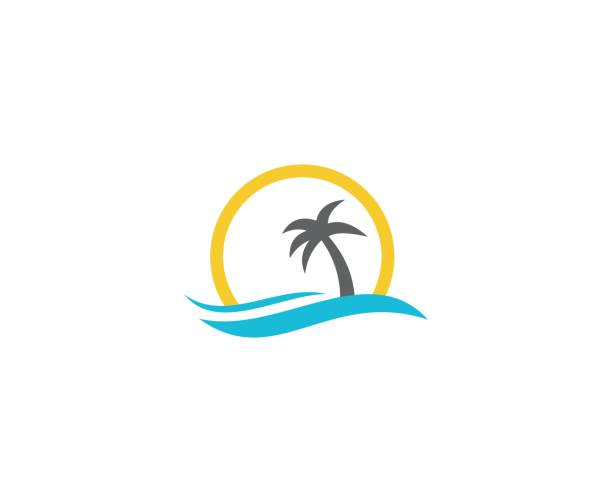 Travel icon This illustration/vector you can use for any purpose related to your business. beach icons stock illustrations