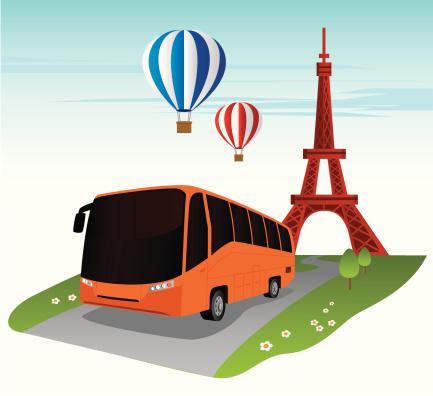 Travel in Paris