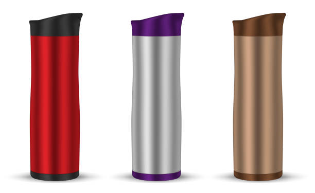 Best Reusable Water Bottle Illustrations, Royalty-Free ...