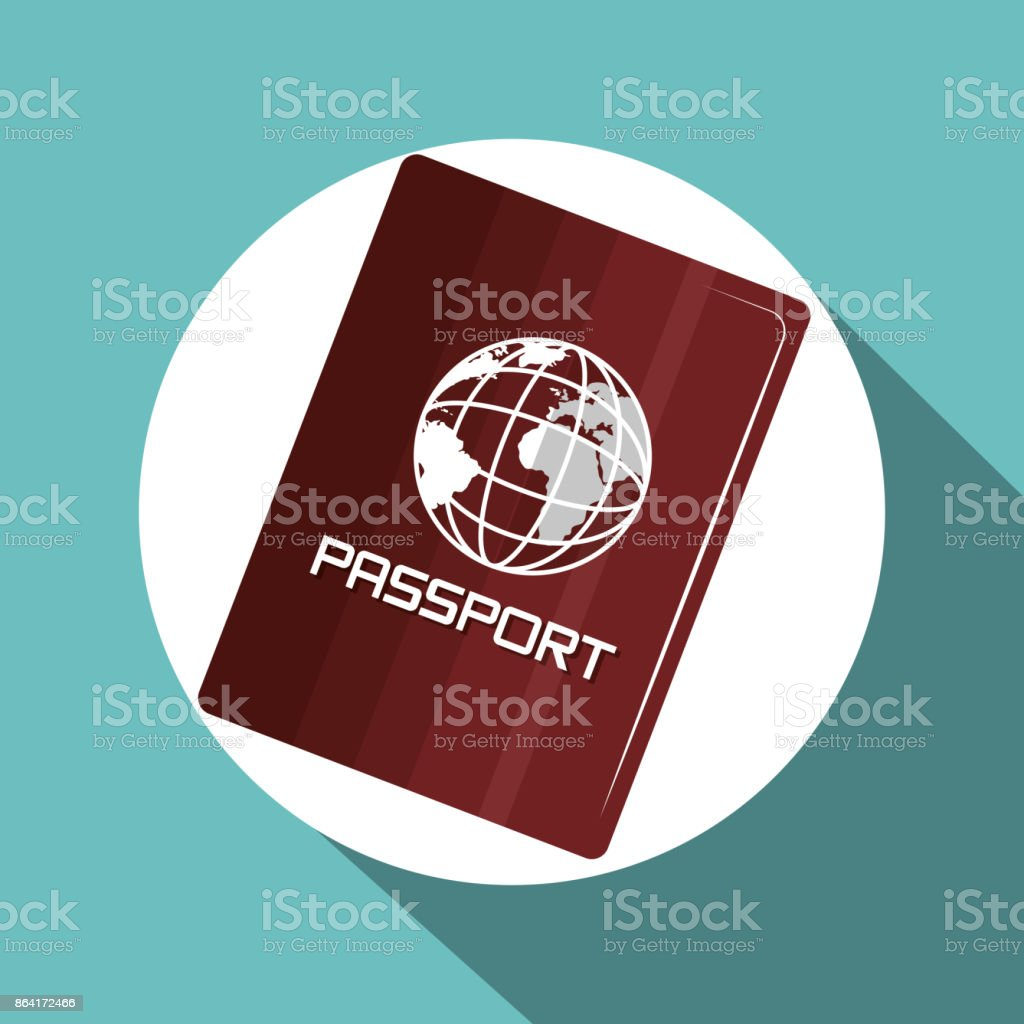 travel passport vacation design royalty-free travel passport vacation design stock vector art & more images of business