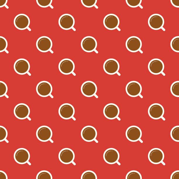 travel planning seamless pattern - coffee stock illustrations, clip art, cartoons, & icons