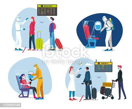 Travel safely in coronavirus age