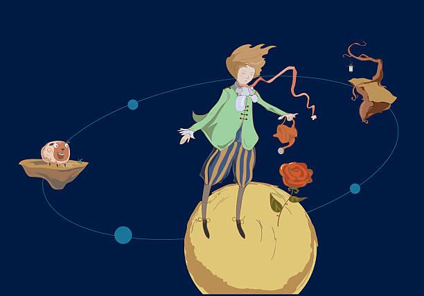 folgen sie der wenig prinz - prince stock-grafiken, -clipart, -cartoons und -symbole