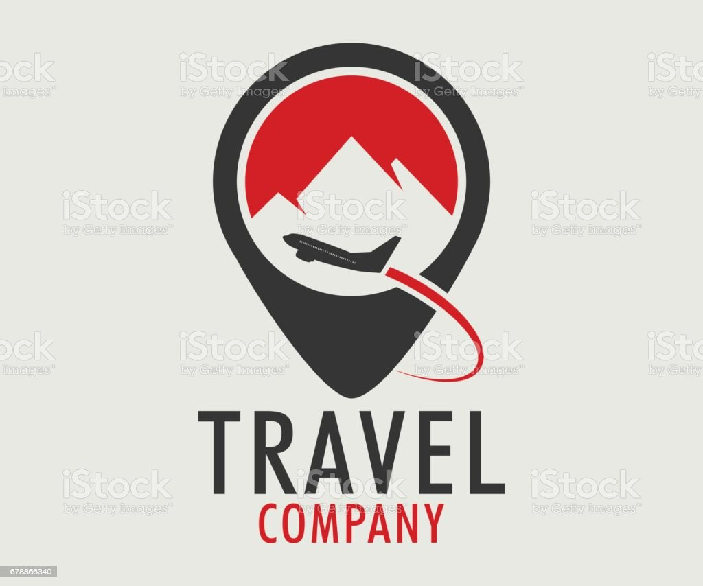 Travel, tourism, holidays and pleasure vector design