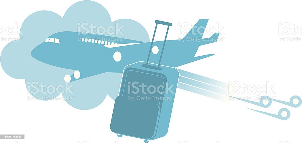 Travel. royalty-free stock vector art