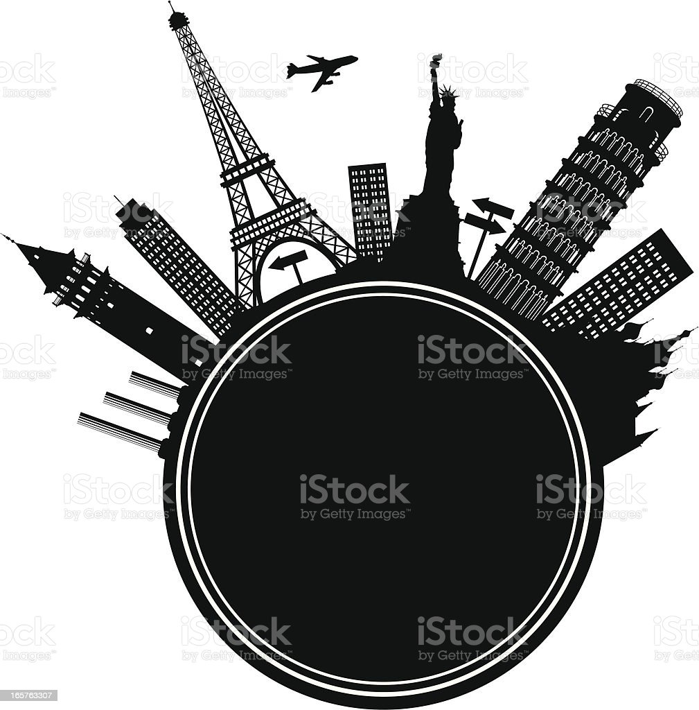 travel royalty-free stock vector art