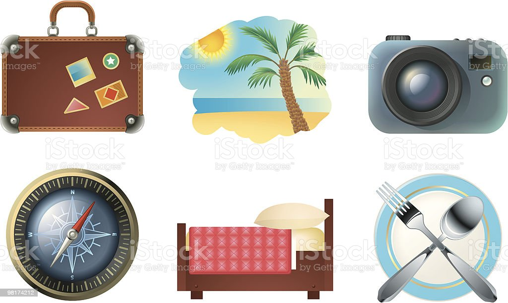 Travel royalty-free travel stock vector art & more images of beach