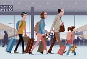 istock Traveling Family 156638100