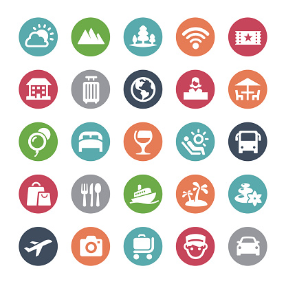 Traveling Icons - Bijou Series