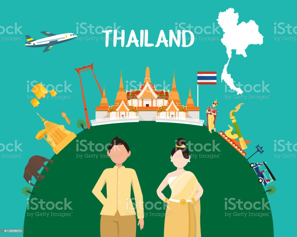 asia bangkok thailand adult architecture traveling to thailand by landmarks map