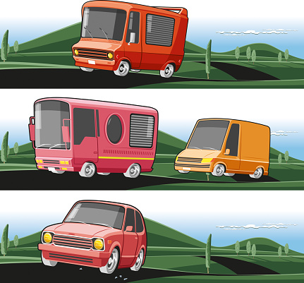 Travelling vehicles