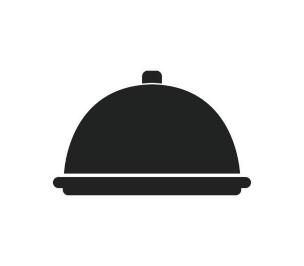 tray tray serving dish stock illustrations