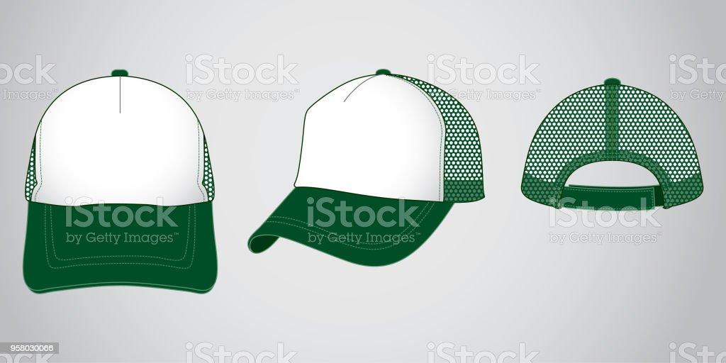 Trcker cap