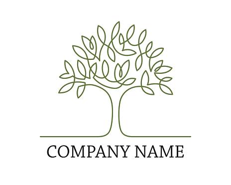 tre one line logo