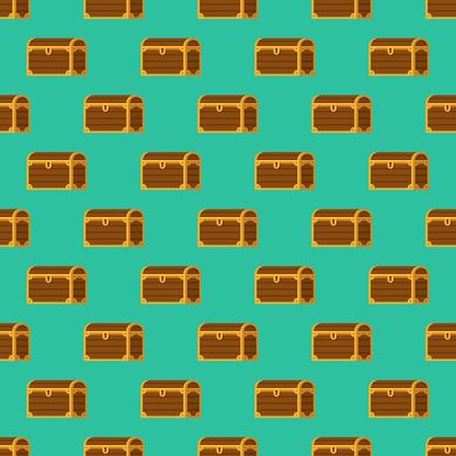 Treasure Chest Pattern