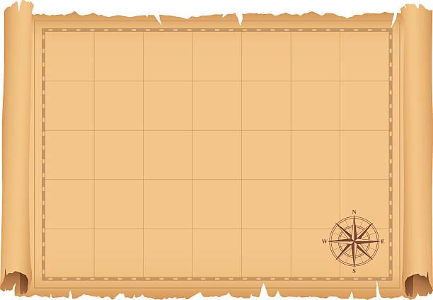 illustrations, cliparts, dessins animés et icônes de carte du trésor - cartes au trésor