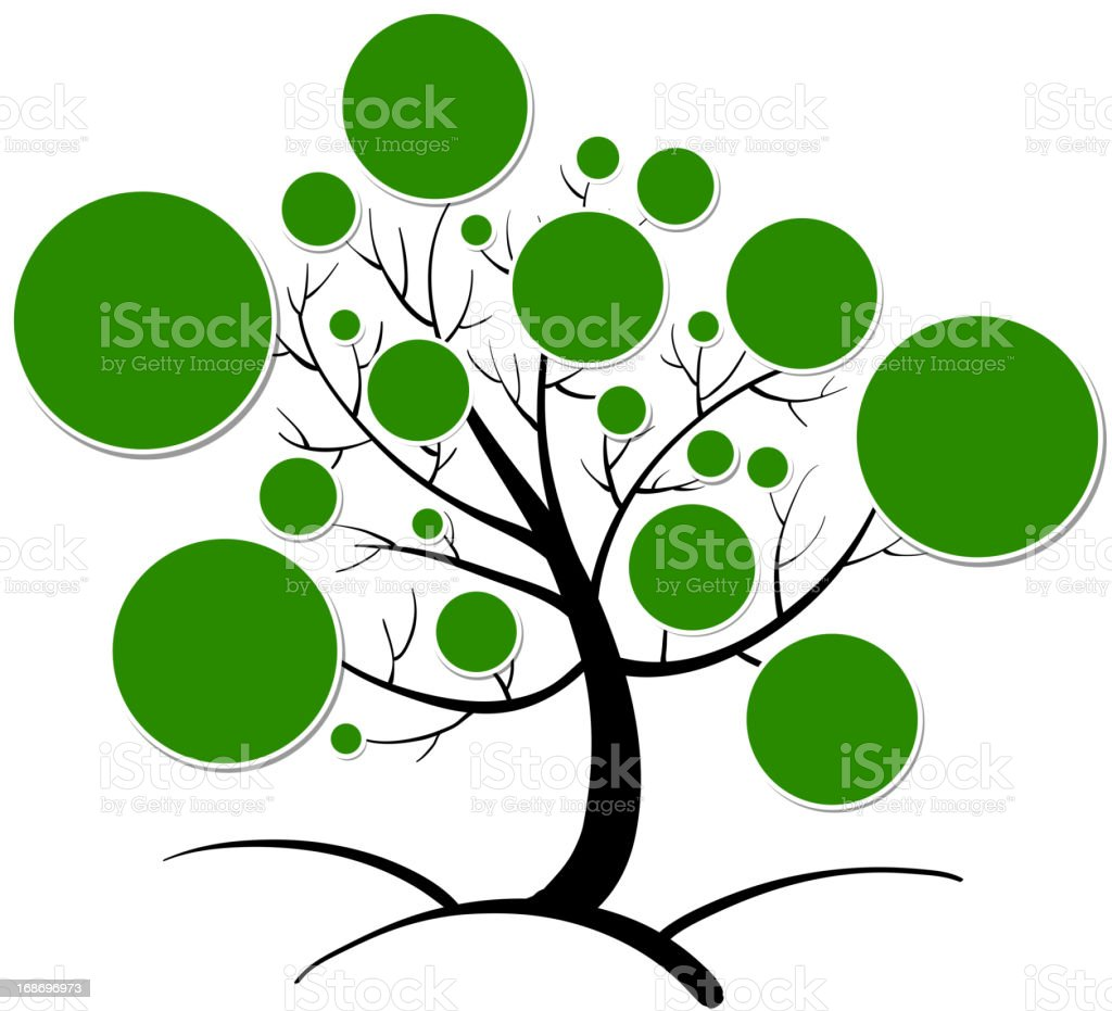 Tree Clipart Stock Illustration Download Image Now Istock
