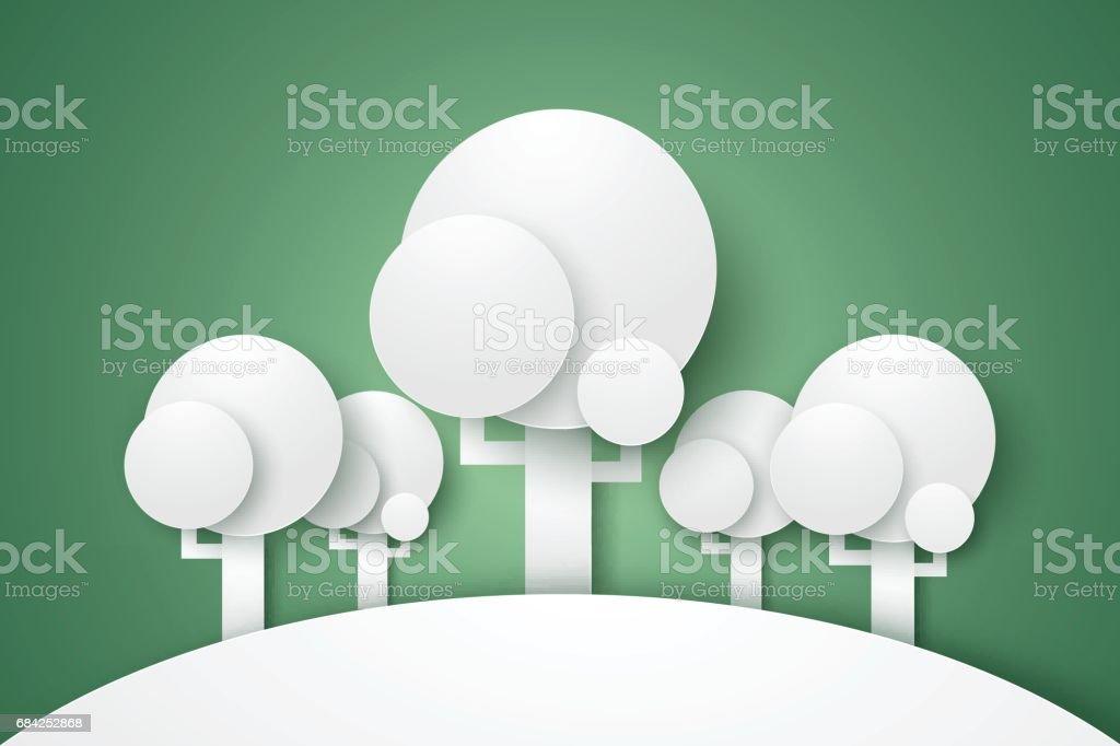 Concept de l'arbre, arbre abstrait concept de larbre arbre abstrait – cliparts vectoriels et plus d'images de abstrait libre de droits