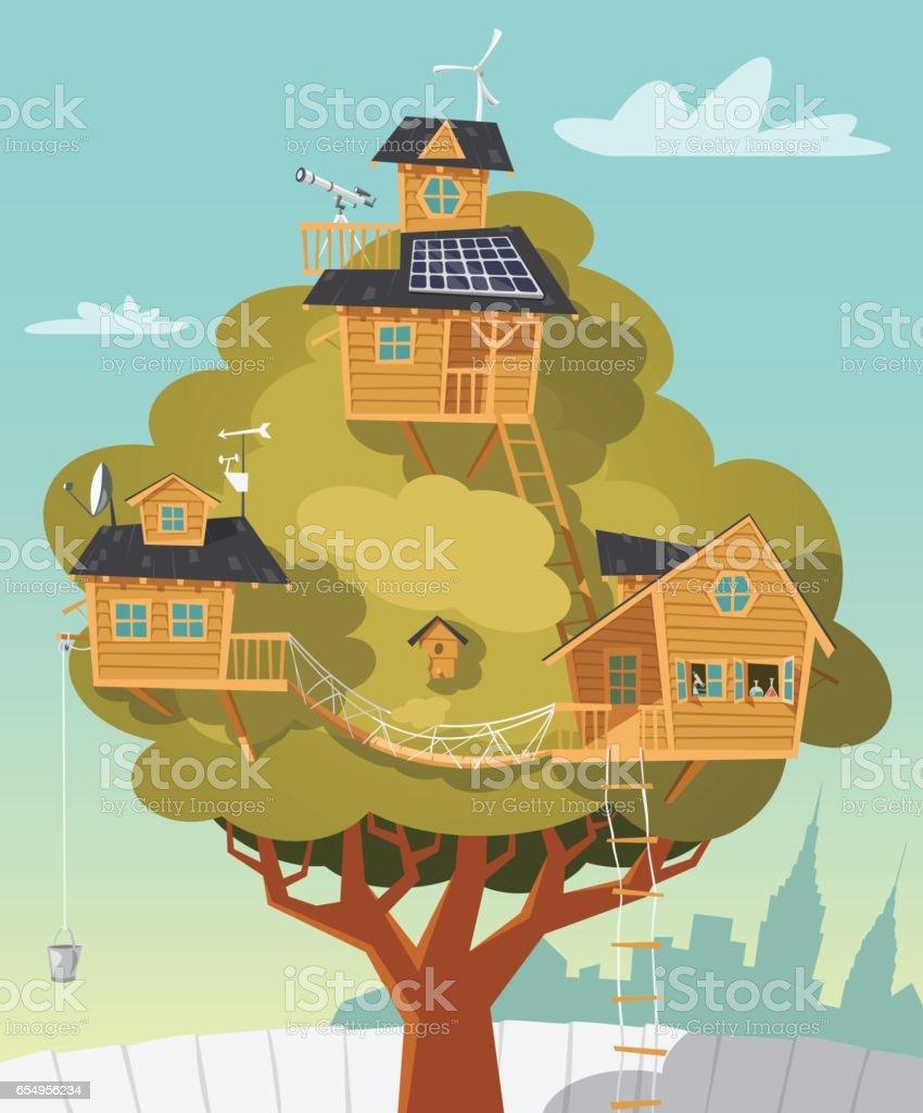 Tree house Laboratory