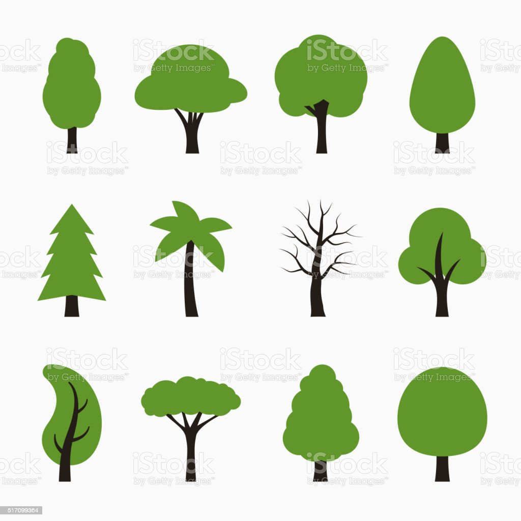 royalty free tree clip art vector images illustrations istock rh istockphoto com vector tree branches vector tree of life
