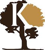 Tree Letter K