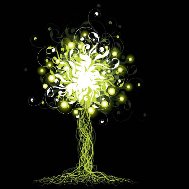 Tree of a life vector art illustration
