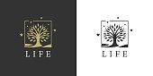 istock Tree of life icon 1291418673