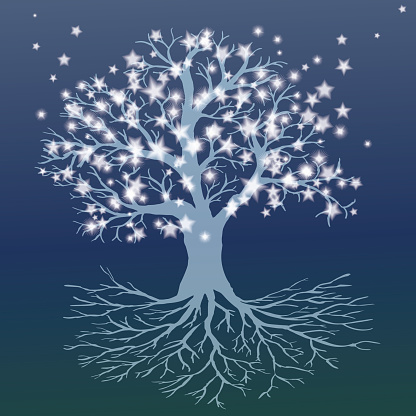 Tree of life icy version