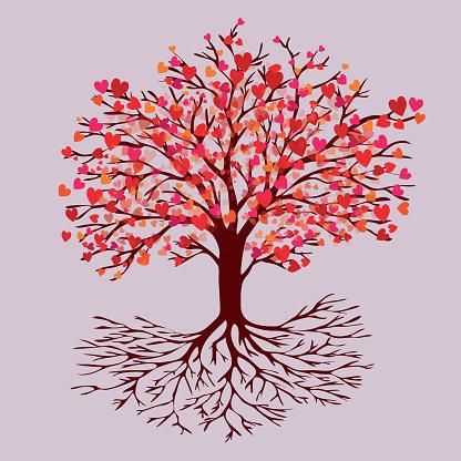 Tree of life love version