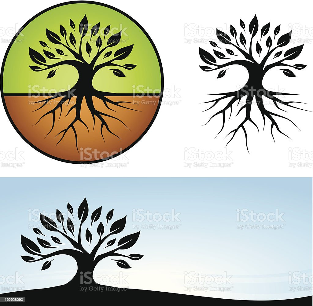 Tree Of Life royalty-free tree of life stock vector art & more images of branch - plant part