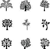 Tree set VIII